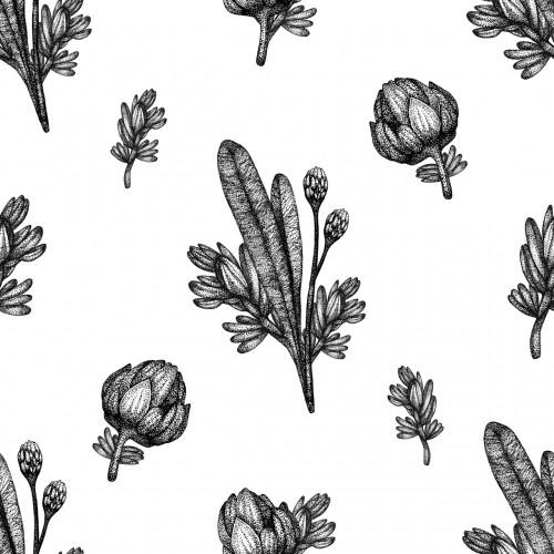 Designer wallpapers Monochrome