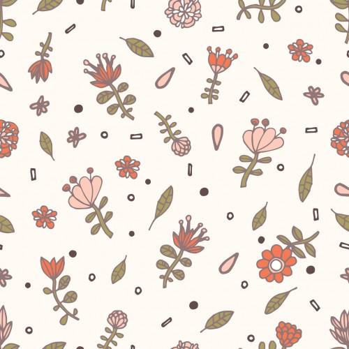 Designer wallpapers Funny Plants
