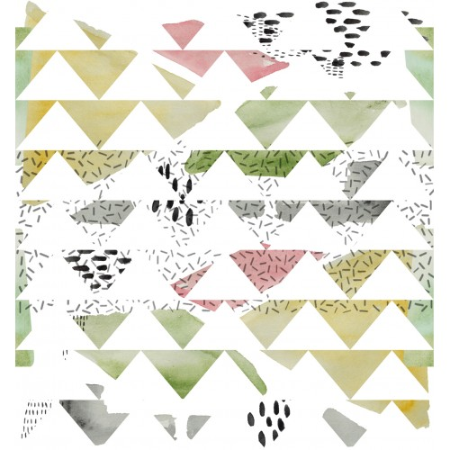 Designer wallpapers Scandinavian print