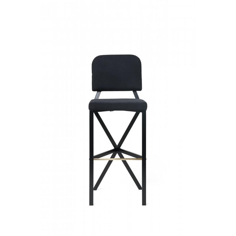 """Барный стул """"X"""" (Black)"""