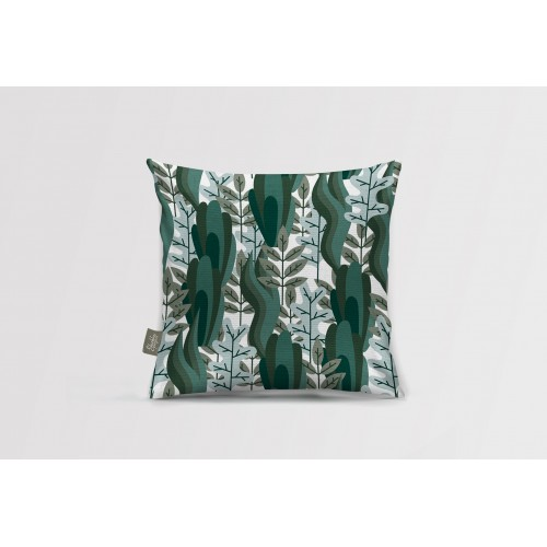 Декоративная подушка Green forest