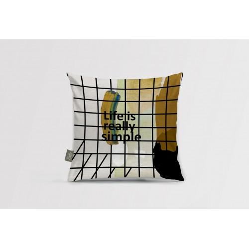 Декоративная подушка Simple