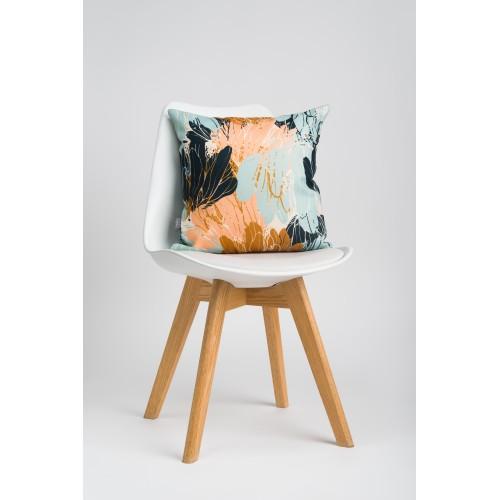 Декоративная подушка Graphic flowers