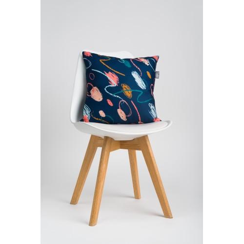 Декоративная подушка Chalk Universe