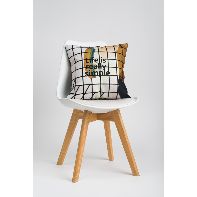 Throw pillow Simple
