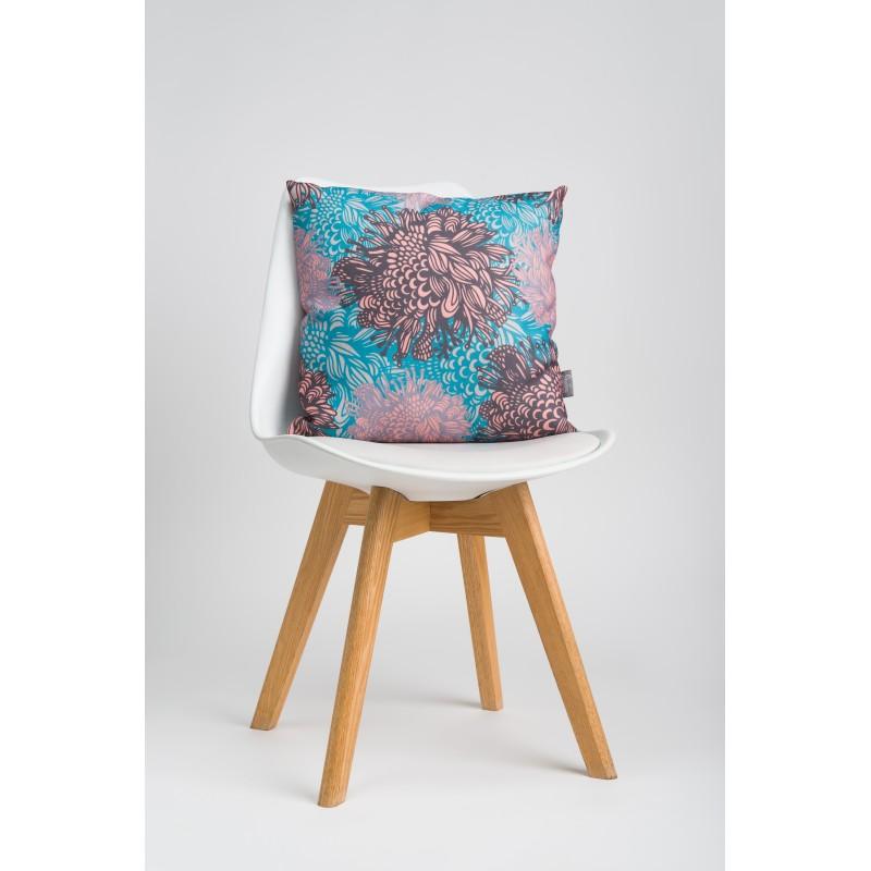 Декоративная подушка Pink Flowers