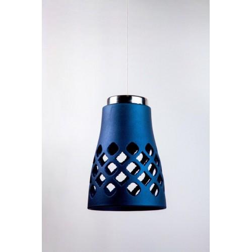 Керамический подвесной светильник CERAMIKA DESIGN AJUR ORH 17 sapphire