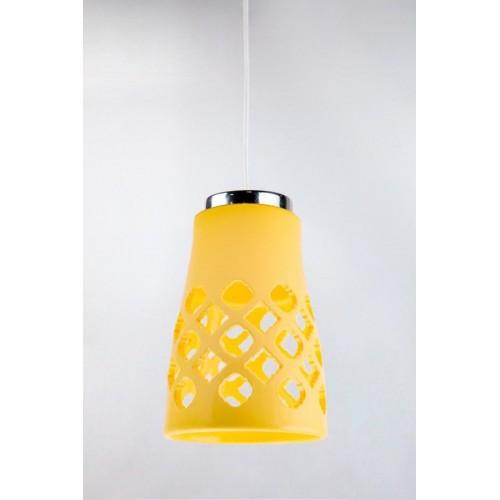 Керамический подвесной светильник CERAMIKA DESIGN AJUR ORH 17 white