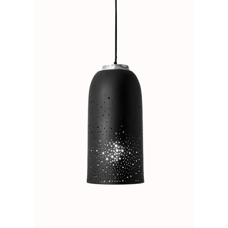 Керамический подвесной светильник CERAMIKA DESIGN ZVEZDNOE NEBO VS 2 black