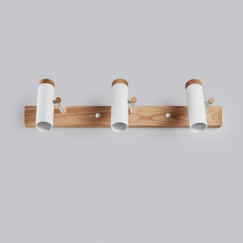 Настенный/потолочный светильник в стиле лофт Ubra-3
