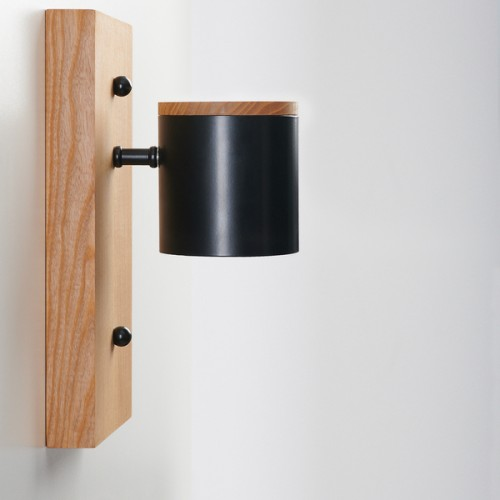 Бра Wooden light