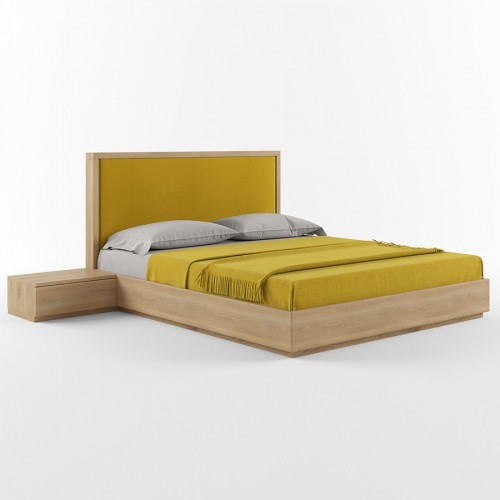Кровать AMOUR LOW Boxspring