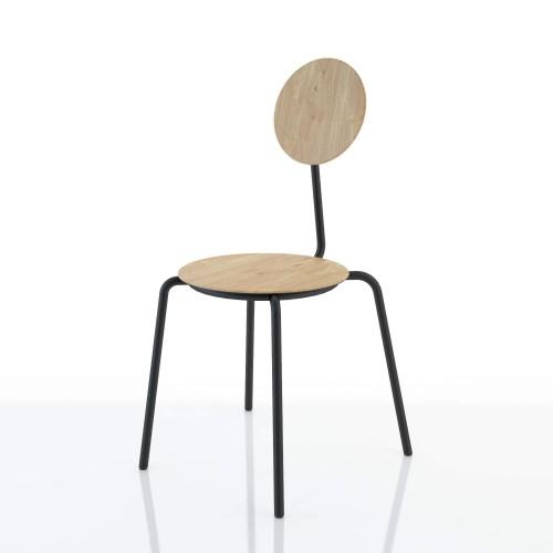 Обеденный стул DEWY circle