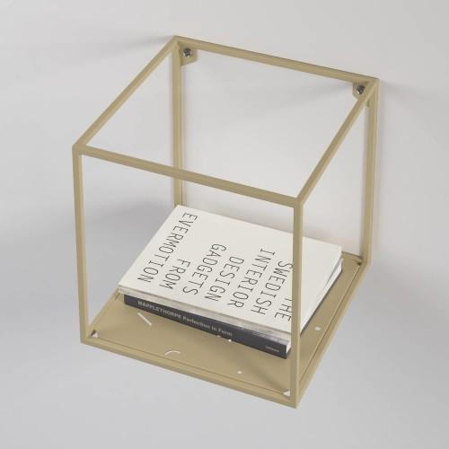 Настенная полка Abstra square