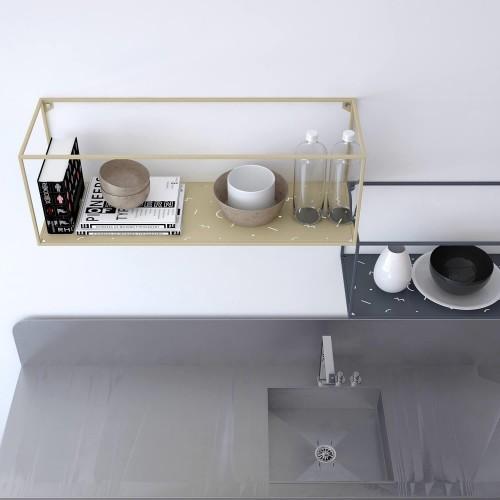 Настенные полки Abstra kitchen