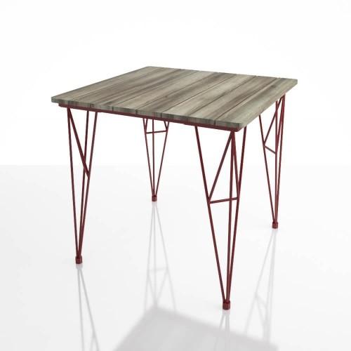 Уличный обеденный стол LDZ-022
