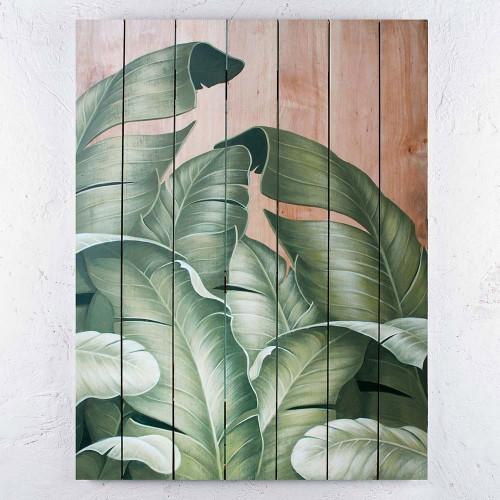 Картина BANANA LEAVES