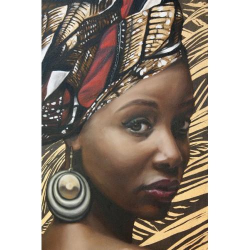 Картина AFRICAN SHAWL