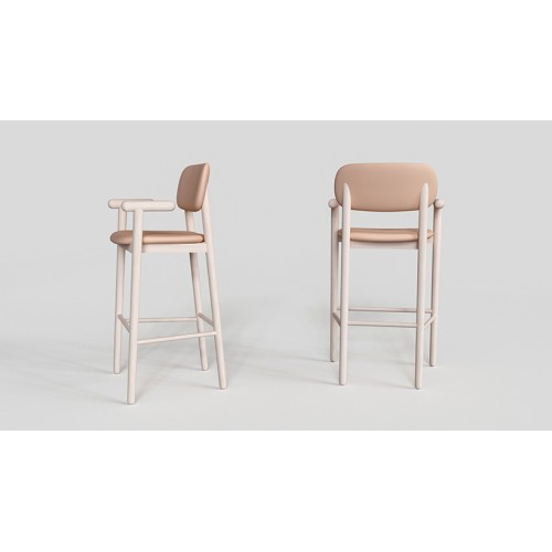 Барный стул Mild c подлокотниками
