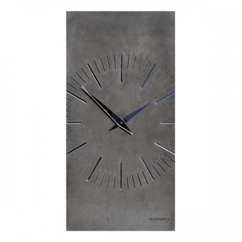 Бетонные часы ZEGO