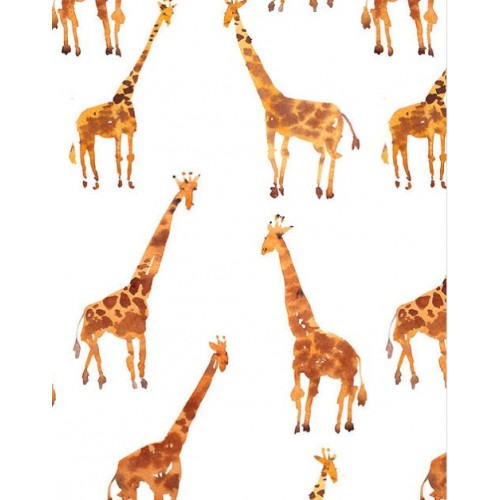 "Дизайнерские обои ""Giraffe"""