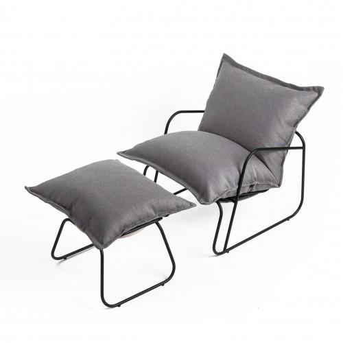Комплект: кресло и cтол-пуф TUTTU Savant