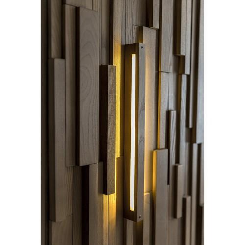Деревянная мозаика для стен Arkansas