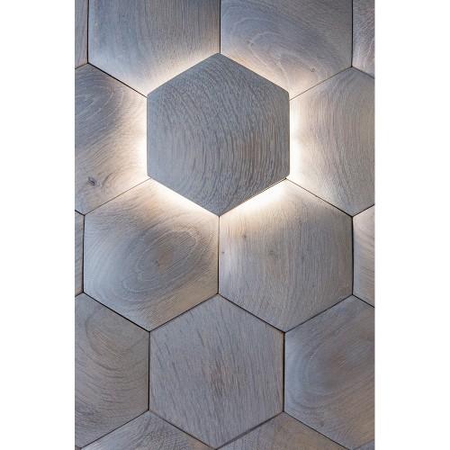 Деревянная мозаика для стен Dallas