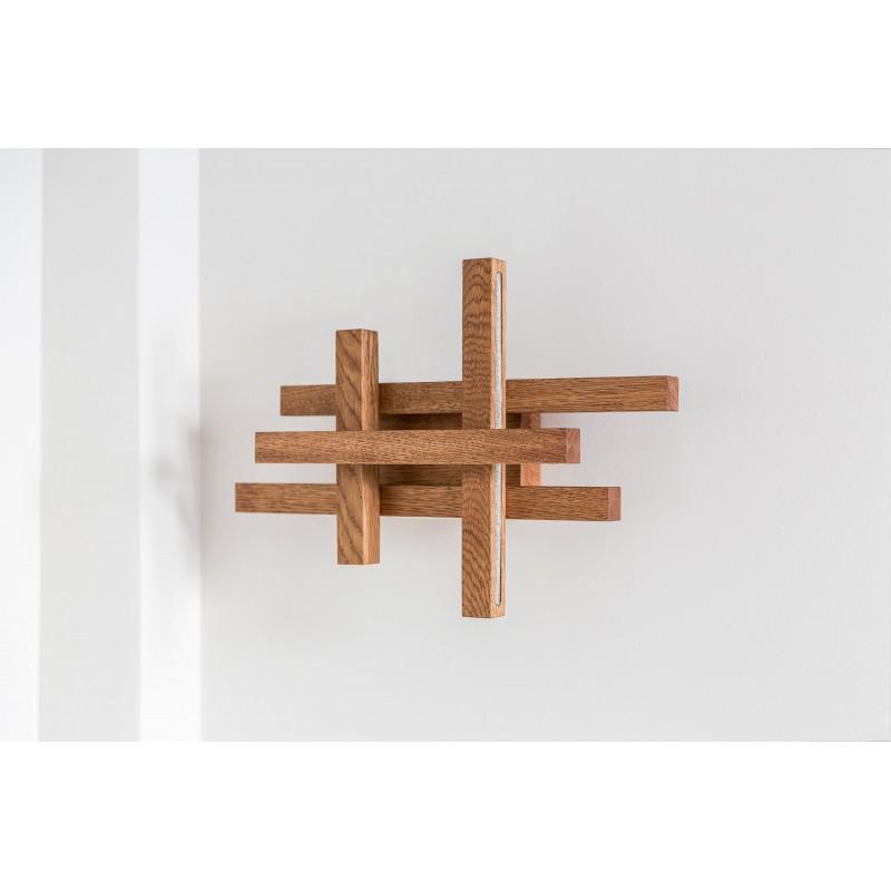 Деревянный светильник Equilibrium