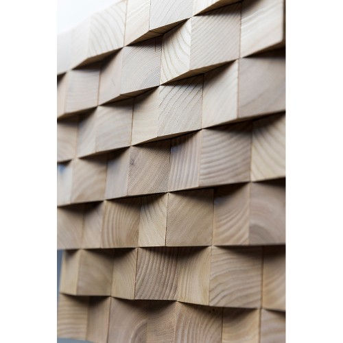 Деревянная мозаика для стен Georgia