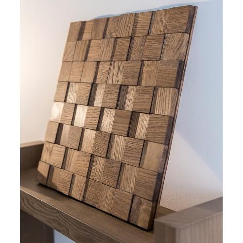 Деревянная мозаика для стен Nebraska