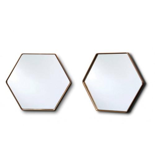 Зеркало Honeycomb
