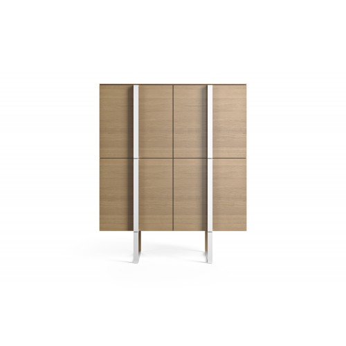 Шкаф 4 двери GRID 01