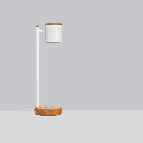 Настольная лампа Urban White