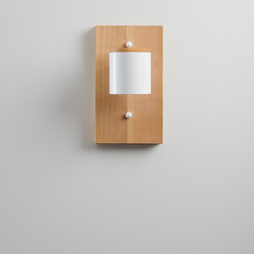 Бра Wooden light